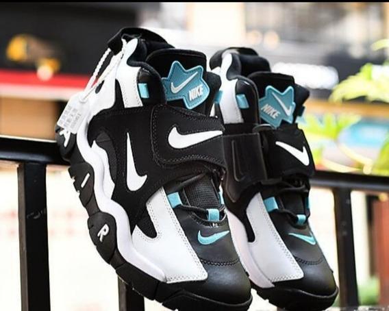 Tênis Nike Barrage Preto Com Caixa