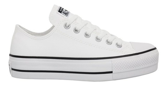 Tenis All Star Chuck Taylor Lift Leather Feminino