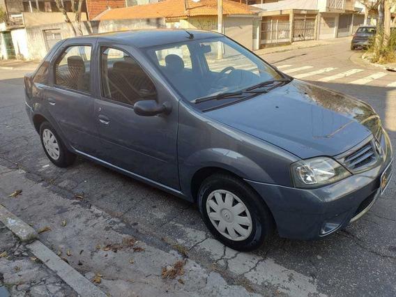 Renault Logan 2008 Financiamento Sem Score Entrada No Cartão
