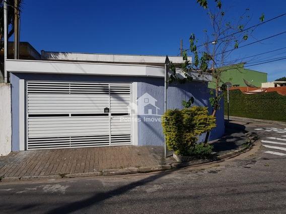 Casa Térrea 2 Quarto(s) Para Venda No Bairro Demarchi Em São Bernardo Do Campo - Sp - Cas224