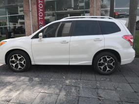 Subaru Forester Sxl Aut 2016 Blanca