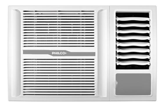 Aire acondicionado Philco ventana frío 2500 frigorías blanco 220V PHW25CA3AN