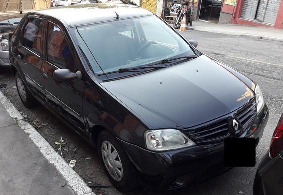 Renault Logan 1.6 Expression Hi-torque Flex 4p Único Dono