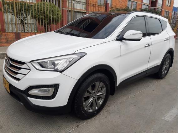 Hyundai Santa Fe 7 Pjs Diésel 4x4