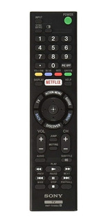 Control Remoto Original Sony Led Smart Tv Rmt-tx100u Netflix