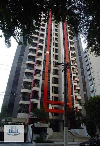 Imagem 1 de 15 de Apartamento À Venda, 40 M² Por R$ 450.000,00 - Vila Nova Conceição - São Paulo/sp - Ap3749
