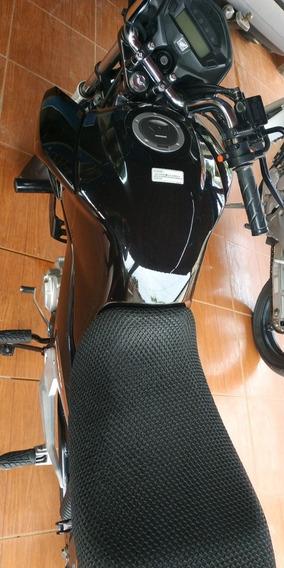 Honda 160 Preta