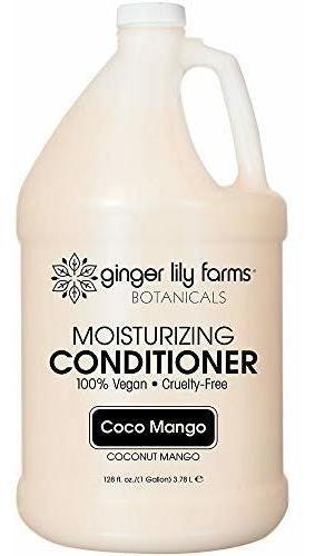 Ginger Lily Granjas Botanicals Coco Mango Acondicionador Hid