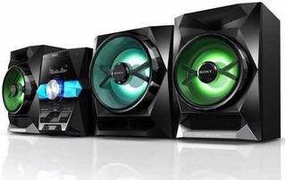 Equipo Sonido Sony Genezi Nuevos Mch-gp-555 1800w Rms Unique