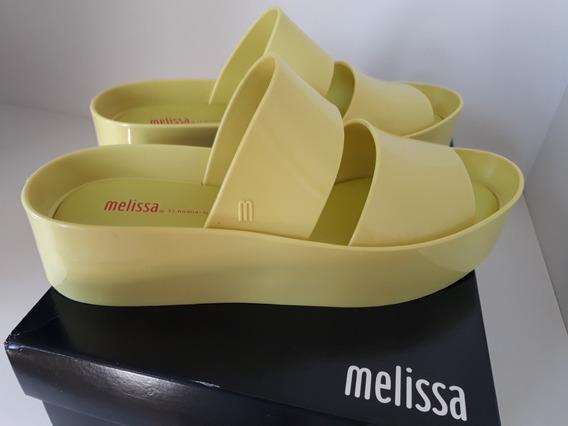 Promoção!! Melissa Shibuya - Cor Verde - Pouco Uso + Brinde