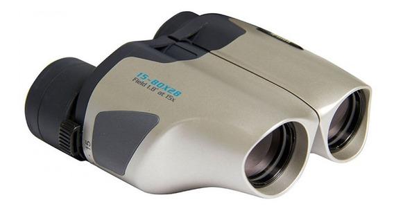 Binóculo Zoom Hd Ampliação 15-80x Vivitar Viv-zm158028