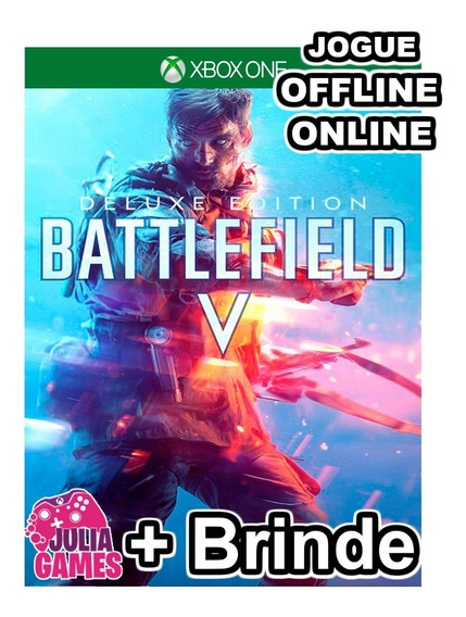 Battlefield 5 Deluxe Edition Xbox One Digital + Brinde