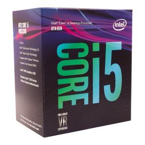 Caixas Processadores I3 8100/i5 8400/i7 8700 E 8700k/ryzen