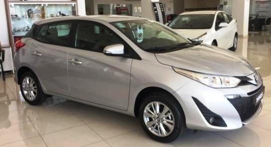 Toyota Yaris 1.5 Xls 16v Cvt 2020 0km