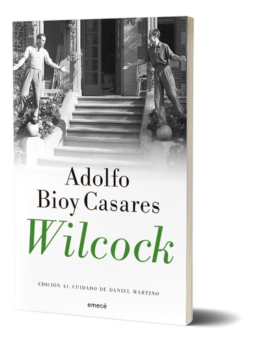 Wilcock  De Adolfo Bioy Casares - Emecé