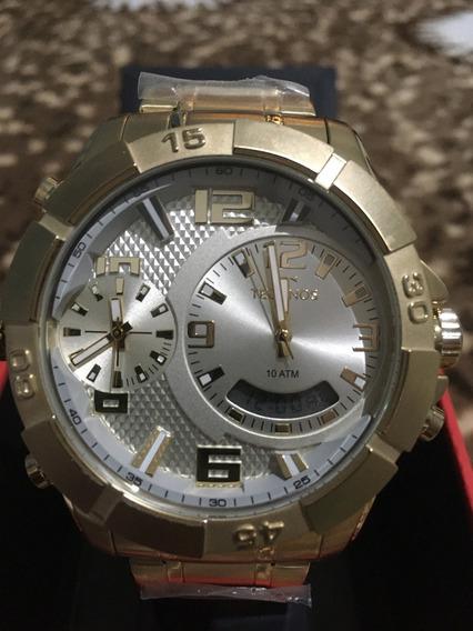 Relógio Technos Legacy Classic Digiana Dourada