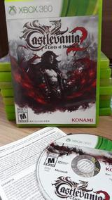 Xbox 360 Castlevania 2 Semi-novo/mídia Física/original