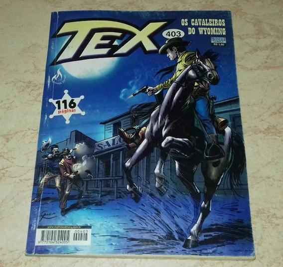 Almanaque Tex 33, 43, 45 Coleção Tex 297, 309 Tex 403, 522