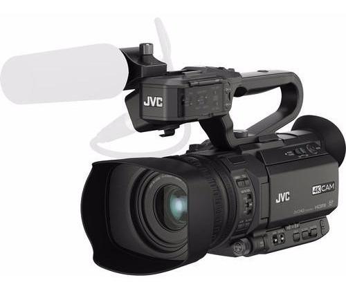Filmadora Jvc 4k Gy-hm250 Streaming E Wi-fi +nf