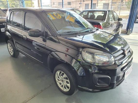 Fiat Uno Attractive Completo Carro Para Aplicativo