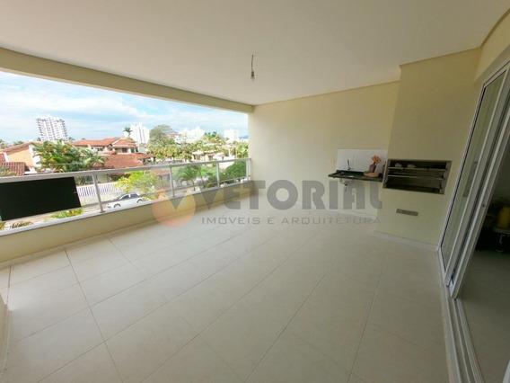Apartamento À Venda, 100 M² Por R$ 550.000,00 - Indaiá - Caraguatatuba/sp - Ap0246