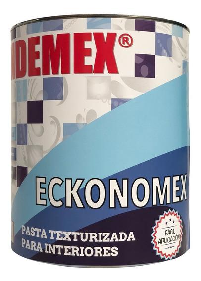 Pasta Vinilica Texturizada Eckonomex® 16colores Galon 6.5 Kg