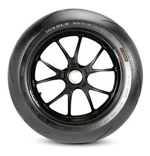 Llanta Pirelli Diablo Super Corsa 3 200/60 Zr17 80w