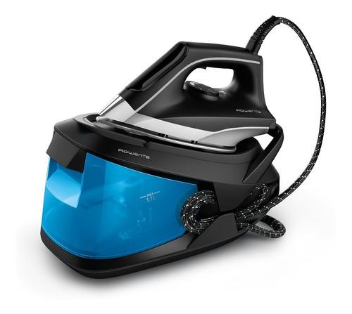 Imagen 1 de 6 de Plancha Generador De Vapor Rowenta Compact Steam Pro Azul