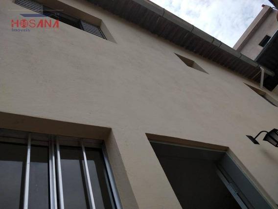 Casa Nova P/ Locação, Em Avenida Principal - Ca0657