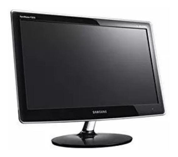 Monitor Lcd 23 Polegadas Wide Samsung - Usado Barato