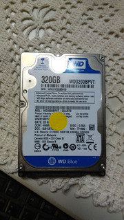 Disco Rigido Wd Blue 320gb