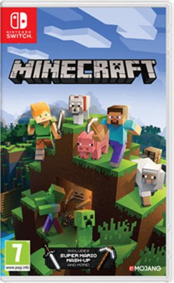 Resultado de imagem para Minecraft switch