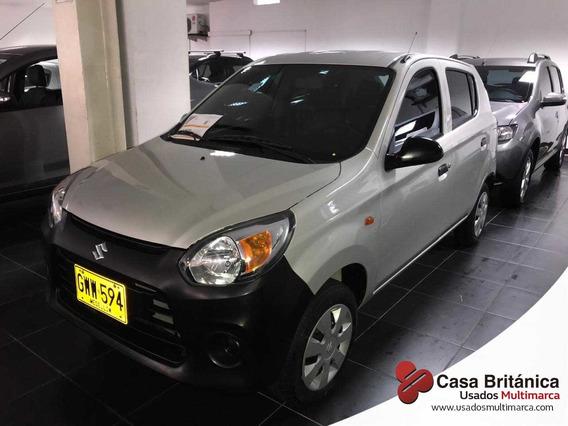 Suzuki Alto Ls Mecanico 4x2 Gasolina