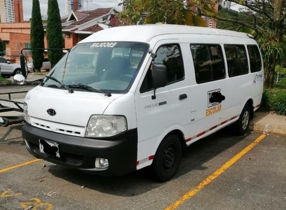 Kia Pregio Pregio Microbus