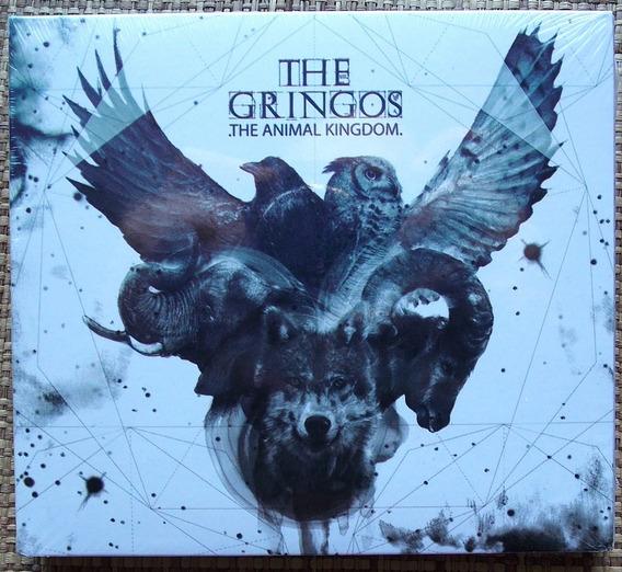 Cd The Gringos - The Animal Kingdom / Cd Duplo