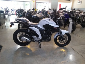 Yamaha Fz 25 0km Blanca - Entrega Inmediata - Mg Bikes!