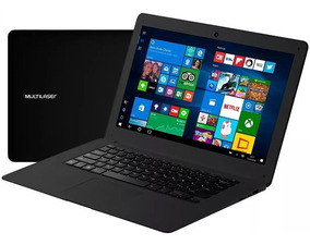 Notebook Multilaser Legacy Intel® Atom X5-z8350 Pc101 Novo