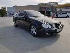 Mercedes Benz Clk500 2004 Blindado