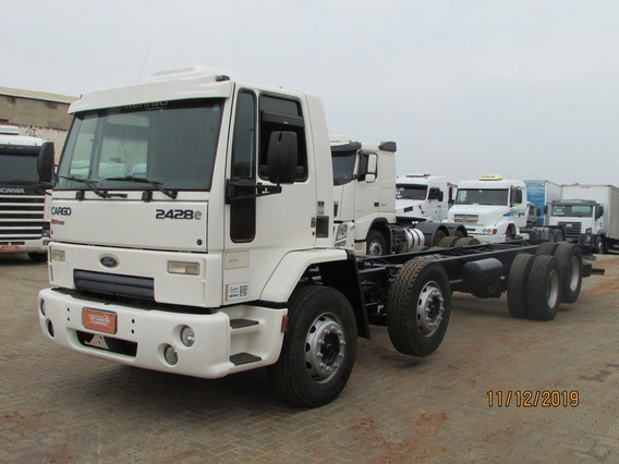 Ford Cargo 2428 8x2 Bitruck