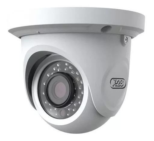 Cámara Seguridad X28 A2040 Metal 1080p Lente Sony Ip66 Hd