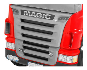 Caminhão Truck Pedal Vermelho - Magic Toys