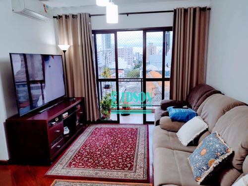 Imagem 1 de 19 de Apartamento Com 3 Dormitórios À Venda, 90 M² Por R$ 849.000,00 - Santana - São Paulo/sp - Ap0105