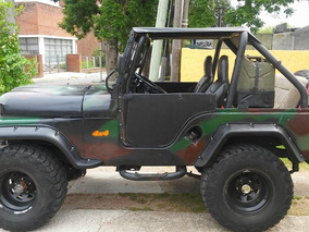 Jeep Willys Cj 5 4x4