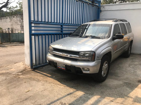 Chevrolet Trailblazer 2004 Blindada Nivel 3