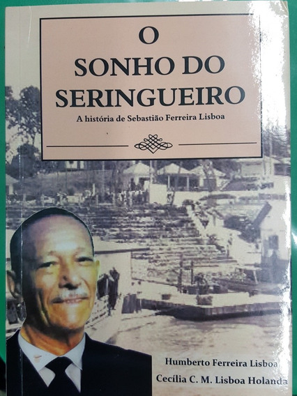 Livro Sabá Lisboa