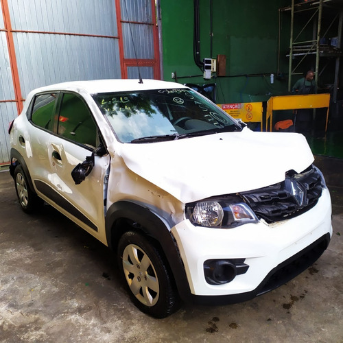 Renault Kwid Zen 10mt 2019/19 Manual ( Sucata)