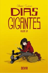 Livro Dias Gigantes Volume Um