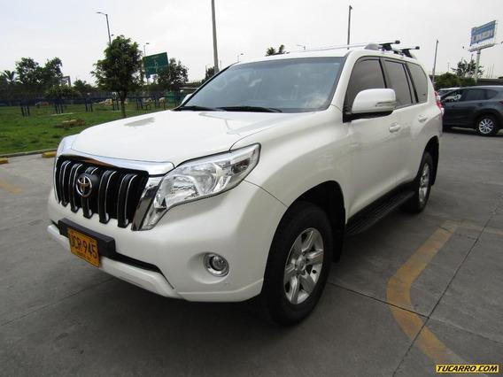 Toyota Prado Tx Zeuz