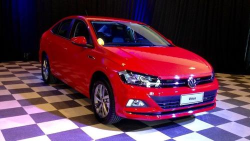Volkswagen Vw Virtus Trendline 1.6 0km Espasa #07