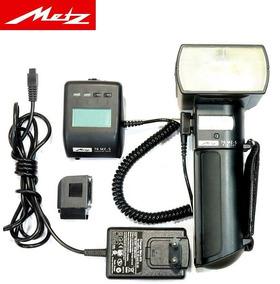 Flash Metz Mecablitz 76 Mz 5 Digital C/ Cabeça Auto Zoom